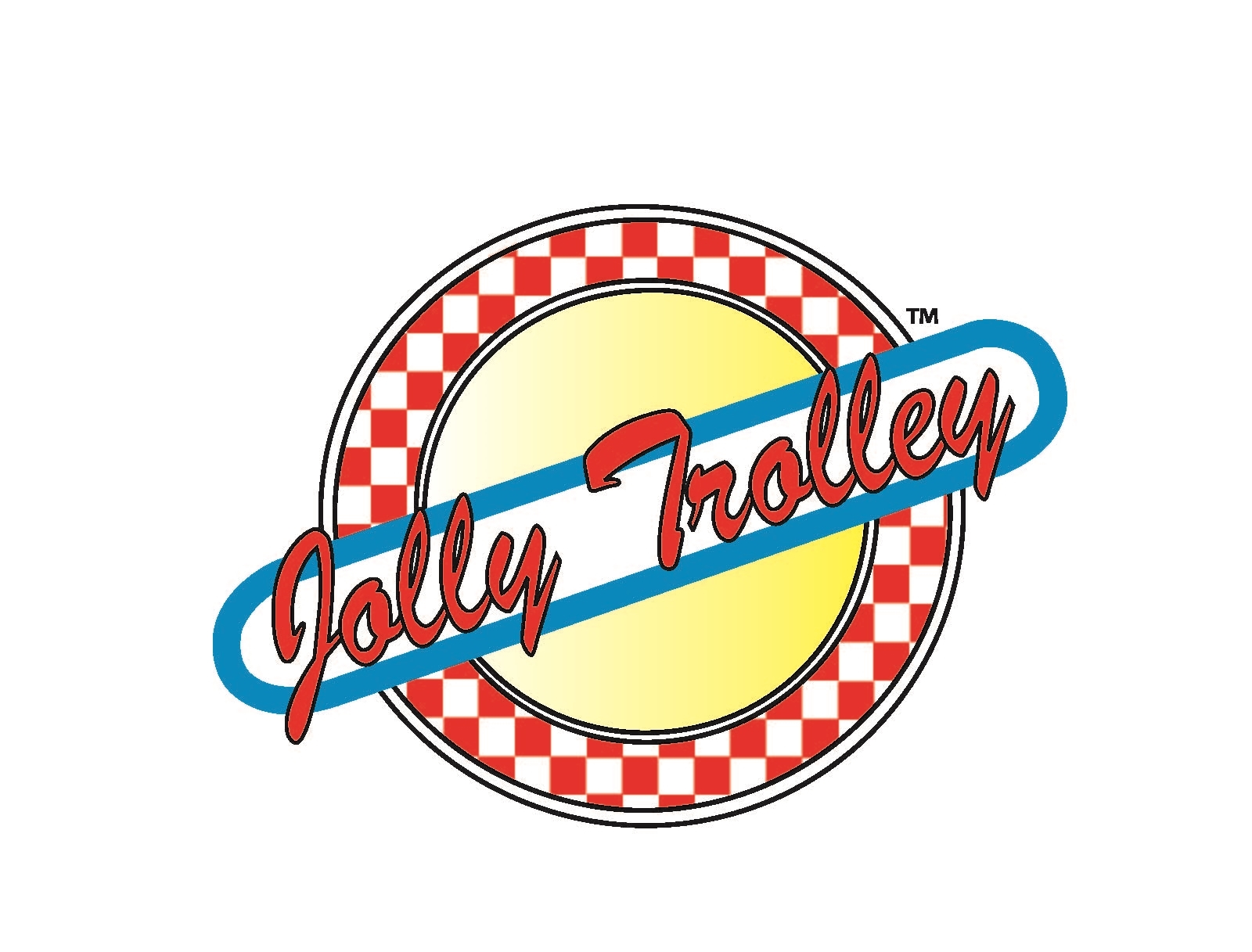 Jolly Trolley logo color with TM